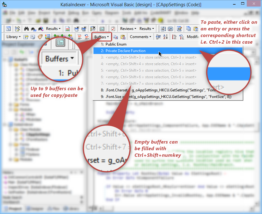CodeSMART for VB6 - The Complete VB6 Toolset